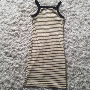 Women's Forever 21 Striped Bodycon